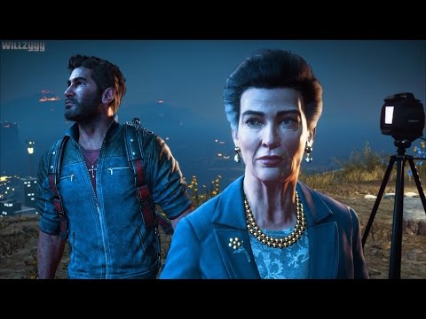 Just Cause 3 - Mission #24 - The Shatterer Of Worlds