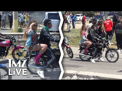 Beyonce And Jay Z Hit Up Jamaica! | TMZ Live