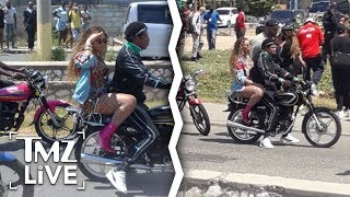 Beyonce And Jay Z Hit Up Jamaica  TMZ Live