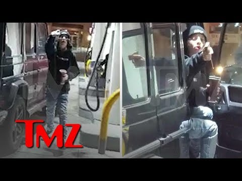 Lil Xan Pulls Gun on Man Taunting Him About Tupac