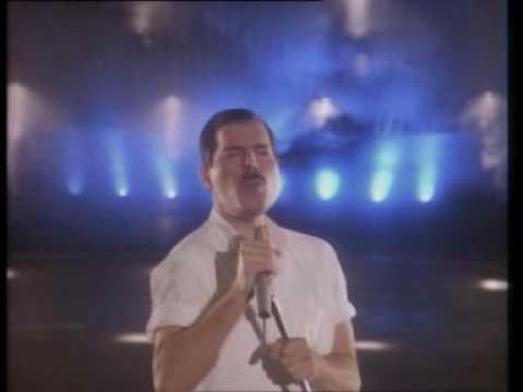Queen - Time [Freddie Mercury solo]