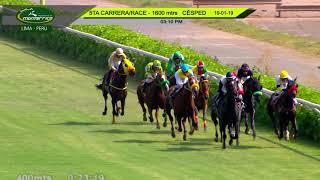 Vidéo de la course PMU MAIDEN 1600