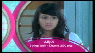 Promo Aliya (Sinetron) @ Tv3! (Setiap Isnin-Khamis - 2.00 petang)