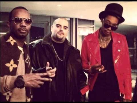 Wiz Khalifa Ft. Juicy J & Berner - G. F. U.