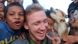 THE COOLEST KIDS in NEPAL!