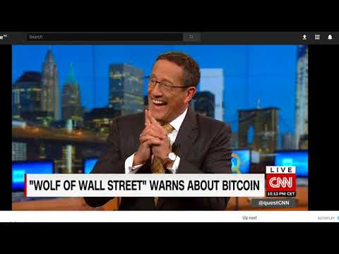 Wolf of Wall Street's  | Jordan Belfort  | Bitcoin Warning | Its Going Straight Down