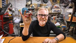 Adam Savage's Favorite Tools: Multi-Blade Utility Knife!