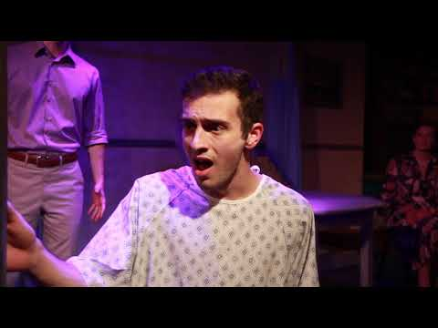 Theo Ubqiue Cabaret Theatre - Invitation to Sleep in My Arms  from A New Brain