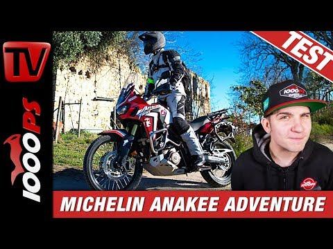 Michelin Anakee Adventure im Test - Der perfekte Spagat zwischen Strasse und Offroad?