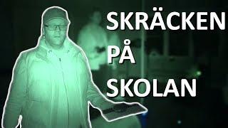 Spökjakt - Hemsökt Lärarbostad i Skärplinge - LaxTon Ghost Sweden