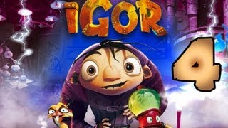 Igor : The Game (Wii, PC) ~ Walkthrough Part 4