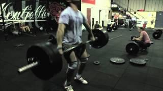 """Week-end préparation """"Battle Of London 2014"""" à CrossFit Montpellier"""