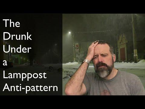 Tanzu Talk: the drunk under the lamppost app modernization anti-pattern