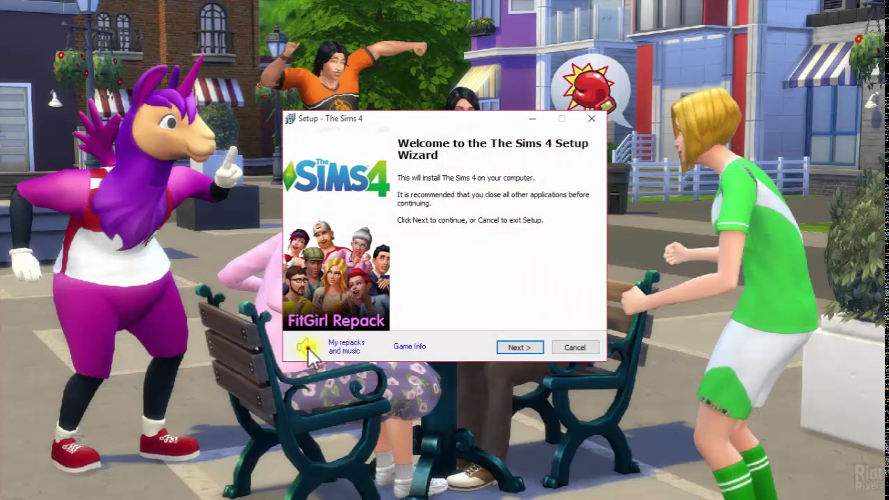 The Sims 4 Installer Free Download