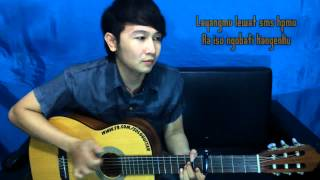 (Dangdut) Layang Sworo - Nathan Fingerstyle Cover