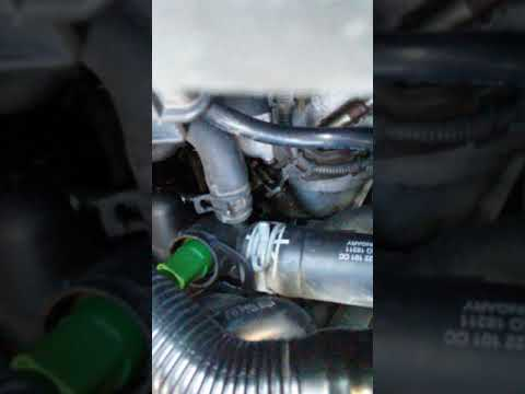 2003 VW jetta 1.8t temperature sensor replacement