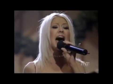 Christina Aguilera - Christmas in Washington 1999