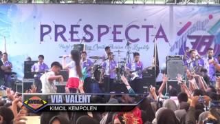 VIA VALLEN - KIMCIL KEPOLEN SAFANA LIVE SMAN 1 GEGER MADIUN