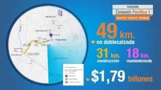 Conexiones Pacífico. Autopistas para la Prosperidad ANI