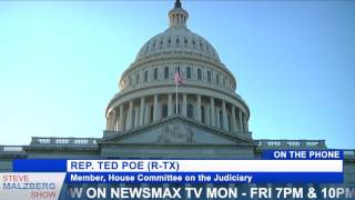 Malzberg | Rep. Ted Poe: Would be Mistake for Trump to Give Concessions to Dems on Health Care