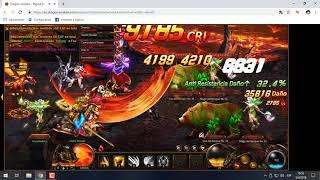Mejorando algunas cosas en Dragon Awaken Lobakyy