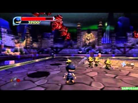 I-Ninja - Battle Arena
