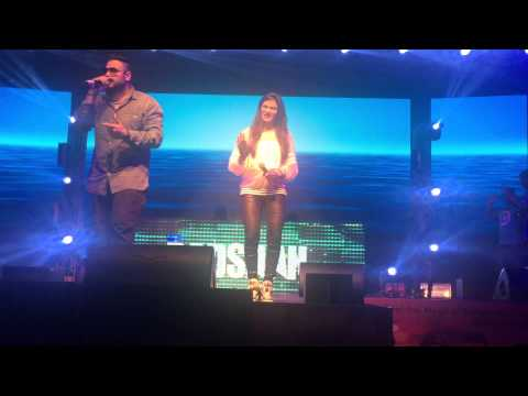 Aastha Gill and Badshah rocks