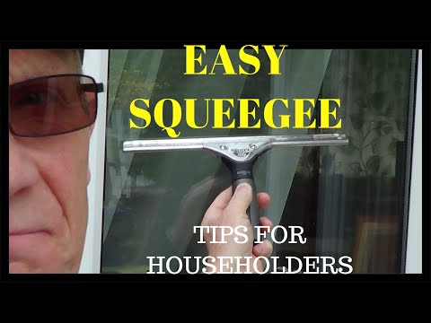 EASY SQUEEGEE - FOR HOUSEHOLDERS
