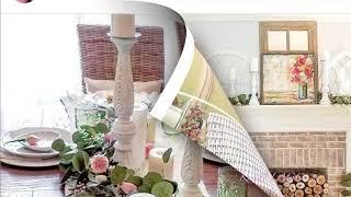 Ideas de decoraciones al estilo Farmhouse,Antiguo,Shabby.