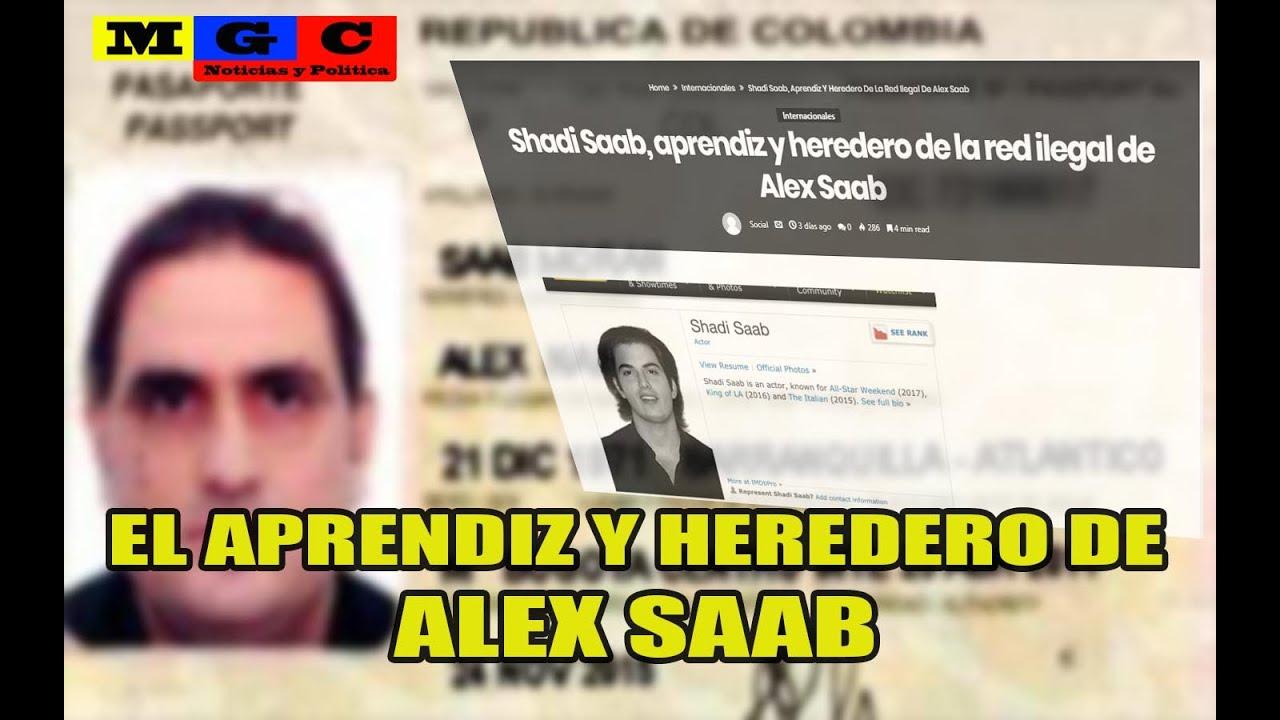 EL APRENDIZ Y  HEREDERO DE ALEX  SAAB