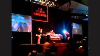 DVDJ Unique At DJ Expo 2010 Part 1