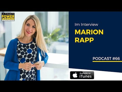 #066 Marion Rapp - Powerfrau mit Passion