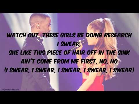 Big Sean feat. Ariana Grande - Research (with Lyrics)