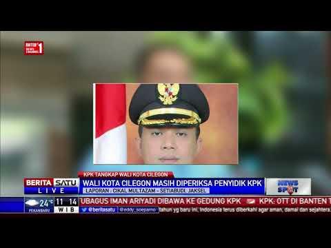 OTT di Banten, KPK Tangkap 10 Orang Termasuk Wali Kota Cilegon