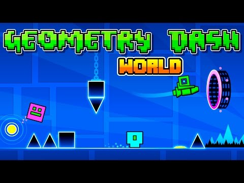 Esto es un paseo! - Geometry Dash World
