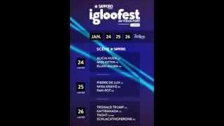 Pan Pot - Igloofest - Montreal