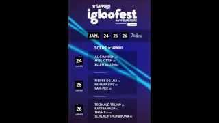 Pan Pot - Igloofest - Montreal