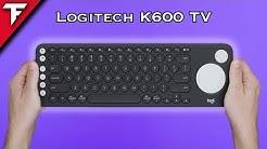 Die Touchpad Tastatur für euer Smart TV | Logitech K600 TV
