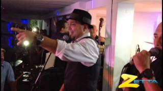 Roberto Blades - Ya no regreso contigo - Kimbara Club - Popayan Colombia