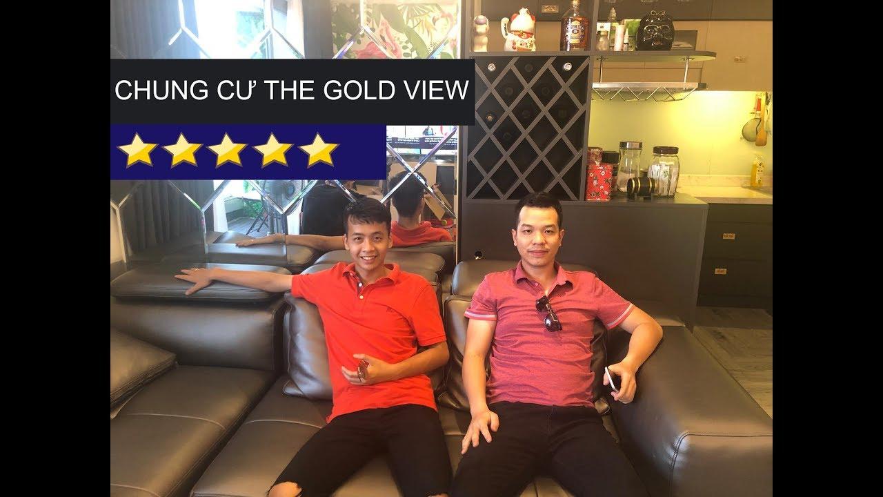 Khám phá Chung cư The Gold View 5 sao tại quận 4