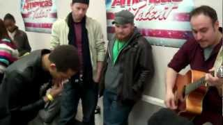 AMERICA GOT TALENT  AUDITION COLUMBUS OHIO 2013