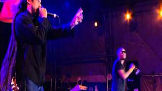 Nas and Damian Jr. Gong Marley -  Count Your Blessings  Live SummerJam 2010