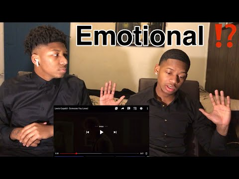 Download Lagu  TWIN BROTHER FIRST TIME HEARING Lewis Capaldi - Someone You Loved REACTION Mp3 Free