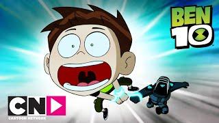 Бен 10  | Охотники за сокровищами | Cartoon Network