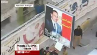 2-Cairo Egypt- BBC News - Three reported dead after Egypt_s _day of revolt