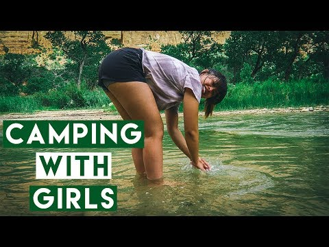 CAMPING WITH GIRLS! | CPTV Ep. 22