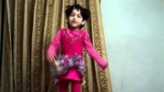 Maryam Singing - Mamma Darling Papa Darling