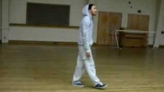Justin Timberlake My Love Dance Routine