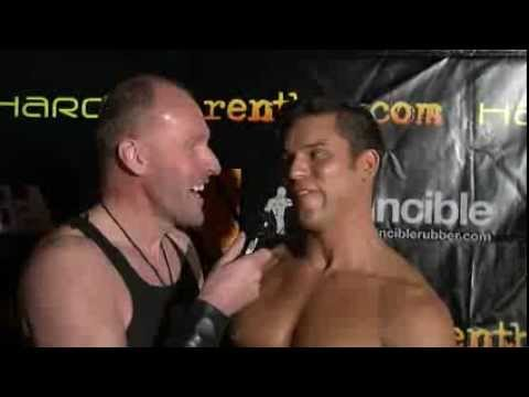 Stars of HustlaBall 2011 - Roman Heart