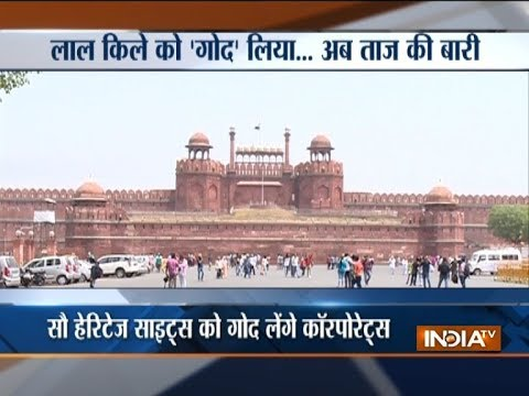 Dalmia Bharat group wins contract to maintain Red Fort